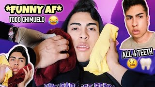 Removing my WISDOM TEETH!! *FUNNY AF* | Louie's Life