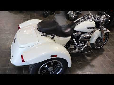 2019 Harley-Davidson Freewheeler® in Carroll, Iowa - Video 1