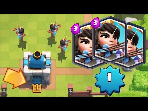 how to get a legendary in clash royale glitch