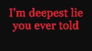 Get Scared  Deepest Cut Lyrics