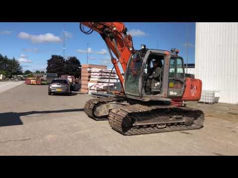 Video: Hitachi Zaxis 160 LC 1