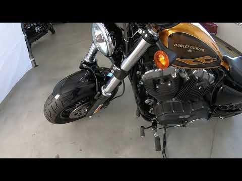2016 Harley-Davidson Sportster Forty-Eight XL 1200X