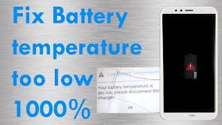 Samsung Galaxy S4 How to fix Charging Paused Battery temperature too