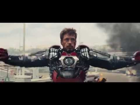 Every Iron Man Transformation Suit Up & Downs