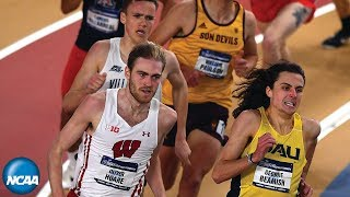Men's mile - 2019 NCAA Indoor Track and Field Championship