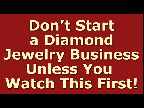 , title : 'How to Start a Diamond Jewelry Business | Including Free Diamond Jewelry Business Plan Template