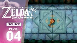 Soluce L'sA – Étape 04 : La Grotte du Génie