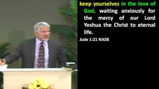 Keep Yourself in God's Love (Jude 21a)