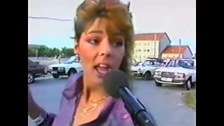 Sandra - Maria Magdalena+interview(Live@Live Aus Dem Alabama,HR TV,April 1985, Germany)