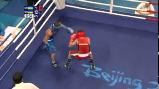 Василий Ломаченко лучшие моменты олимпиады в Пекине