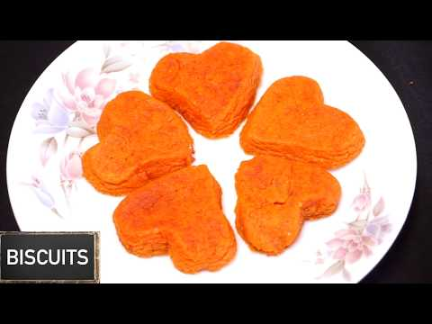 Heart Shape Cookies – Valentine Day Special | CookWithNisha