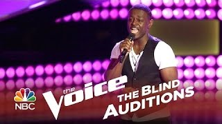 "The Voice 2014 - Damien Lawson: ""It's So Hard To Say Goodbye To Yesterday"""