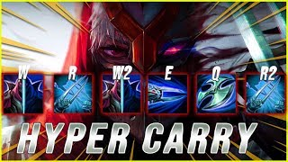 Ultra Instinct Zed Montage  (League of Legends)