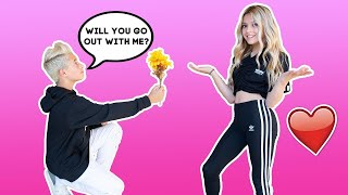 Asking My Crush Out On A DATE **ROMANTIC** ❤️🌹| Gavin Magnus ft. Coco Quinn