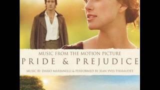 Soundtrack - Pride and Prejudice - The Living Sculptures....