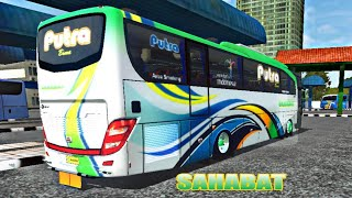BUSSID MOD - Nucleus Bus Mod + Link Download FREE ! || Bus Simulator