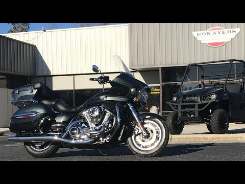 2021 Kawasaki Vulcan 1700 Voyager ABS in Greenville, North Carolina - Video 1