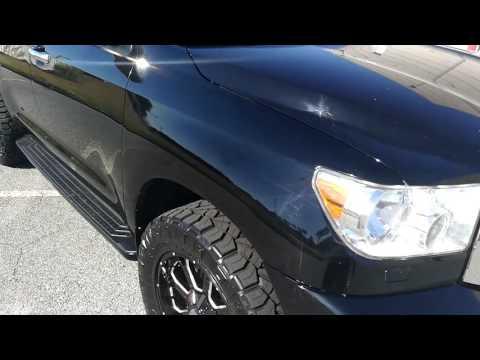 Lightly Customized 2012 Toyota Sequoia Platinum