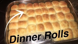 How To Make: The Best Ever Dinner Rolls