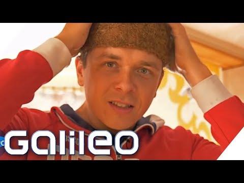 Mütze aus Mammutfell: Wie kann das sein? | Galileo | ProSieben