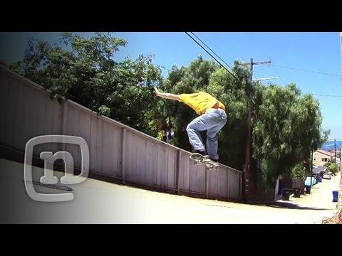 Skateboarders Ben Raybourn & Kyle Berard Bomb Hills In Ocean Beach: Raw N' Real