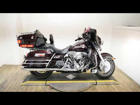 2005 Harley-Davidson Ultra Classic in Wauconda, Illinois - Video 1