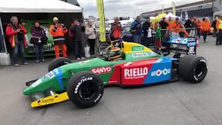 Donington Historic Festival 2019 F1 Cars (Paddock)