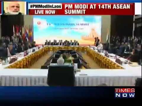 See How Narendra Modi Openaly said Pakistan is export of terror in ASEAN Summit