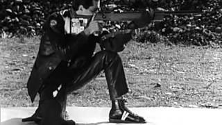 Малокалиберная винтовка, Техника стрельбы с колена
