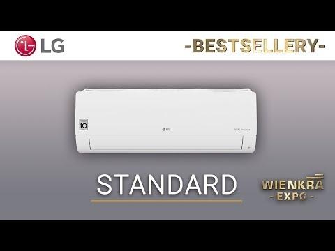 Klimatyzator pokojowy LG Standard | Bestseller