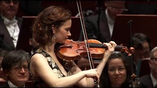 J.S. Bach: 3. Partita (Gigue) ∙ Hilary Hahn