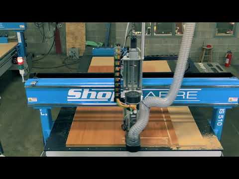 ShopSabre CNC – IS Series – Customer Visitvideo thumb