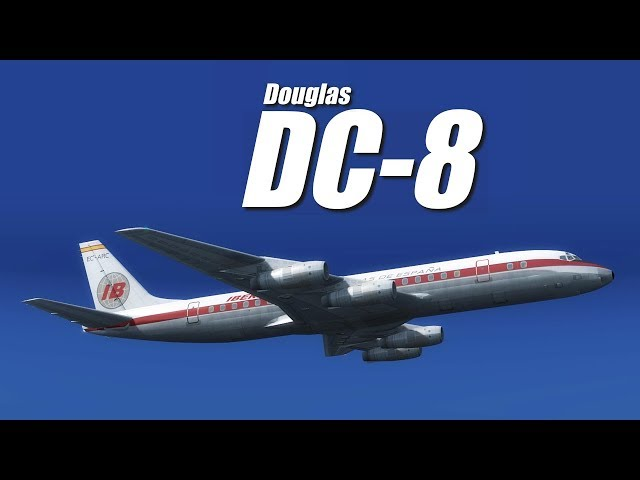 simMarket: AEROSOFT - DOUGLAS DC-8 FSX P3D