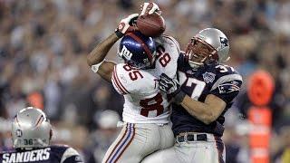 Super Bowl XLII: 'Helmet Catch' game Patriots vs. Giants highlights