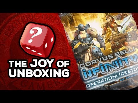 The Joy of Unboxing: Infinity