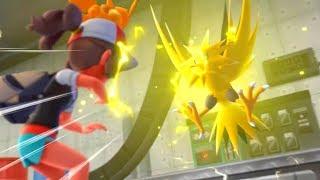 **NUEVO** Pokémon Lets GO Pikachu Eevee: TRAILER BRUTAL LOS LEGENDARIOS