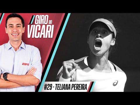 Giro do Vicari | Episódio #29 - Teliana Pereira
