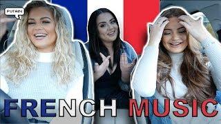 FRENCH MUSIC REACTION| Gambi, Niska, Moha La Squale, Shay, Vegedream +More