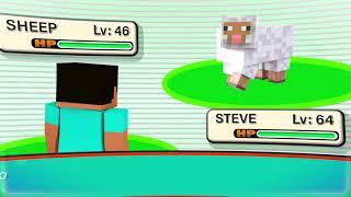 STEVE VS POKEMON, GTA V, AMONG US, SPONGEBOB, PORTAL - very funny Minecraft Animation