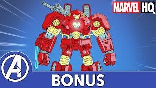 Mech Files: Iron Man | Marvel's Avengers: Mech Strike