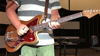 "Electric Guitar - ""Living Hope"" - Bethel Music/Phil Wickham | Key of C"