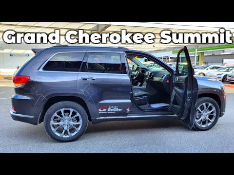 Jeep Grand Cherokee Summit 2020 Review Interior Exterior