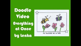 Gambar cover Doodle Video - Everything at Once by Lenka