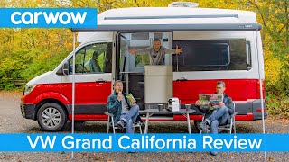 Volkswagen Grand California 2020 review - is this really worth 70k?