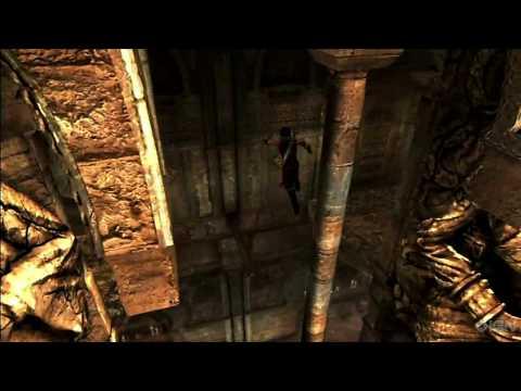 Gameplay de Prince of Persia: The Forgotten Sands