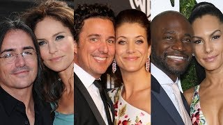 Private Practice ... and their real life partners