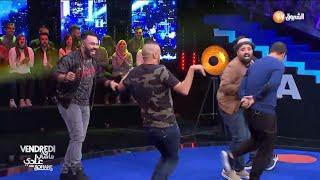 كادير الجابوني هول البلاطو مع رقص عدولة حسناوي و أرسطو Vendredi machi Adi #VMA 12i