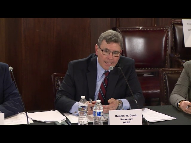 PA State Rep  George Dunbar