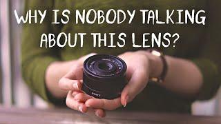 Sony Sonnar 35mm f2.8 in 2019, Full Frame do-it-all Lens!
