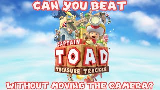 VG Myths - Can You Beat Captain Toad Without Moving The Camera?